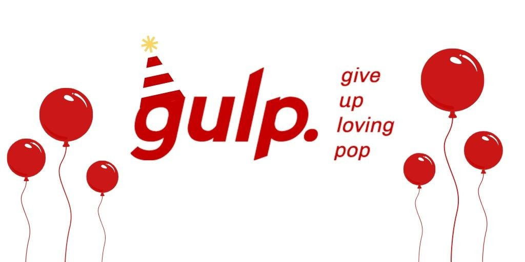 GULP Birthday